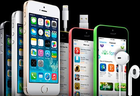 ремонт iphone 5 подольск
